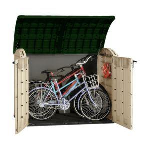 Keter Store It Out Ultra Garden Storage Beige Brown 2000l Garden Bike Storage Garden Storage Outdoor Garden Storage
