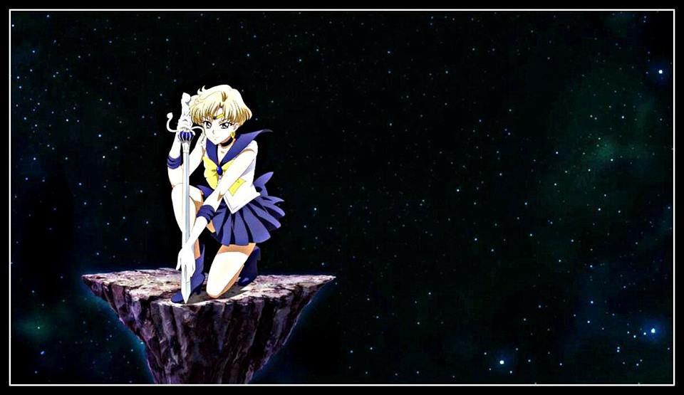 Sailor Uranus of Guardian of Heavens by SailorMoonCrystal