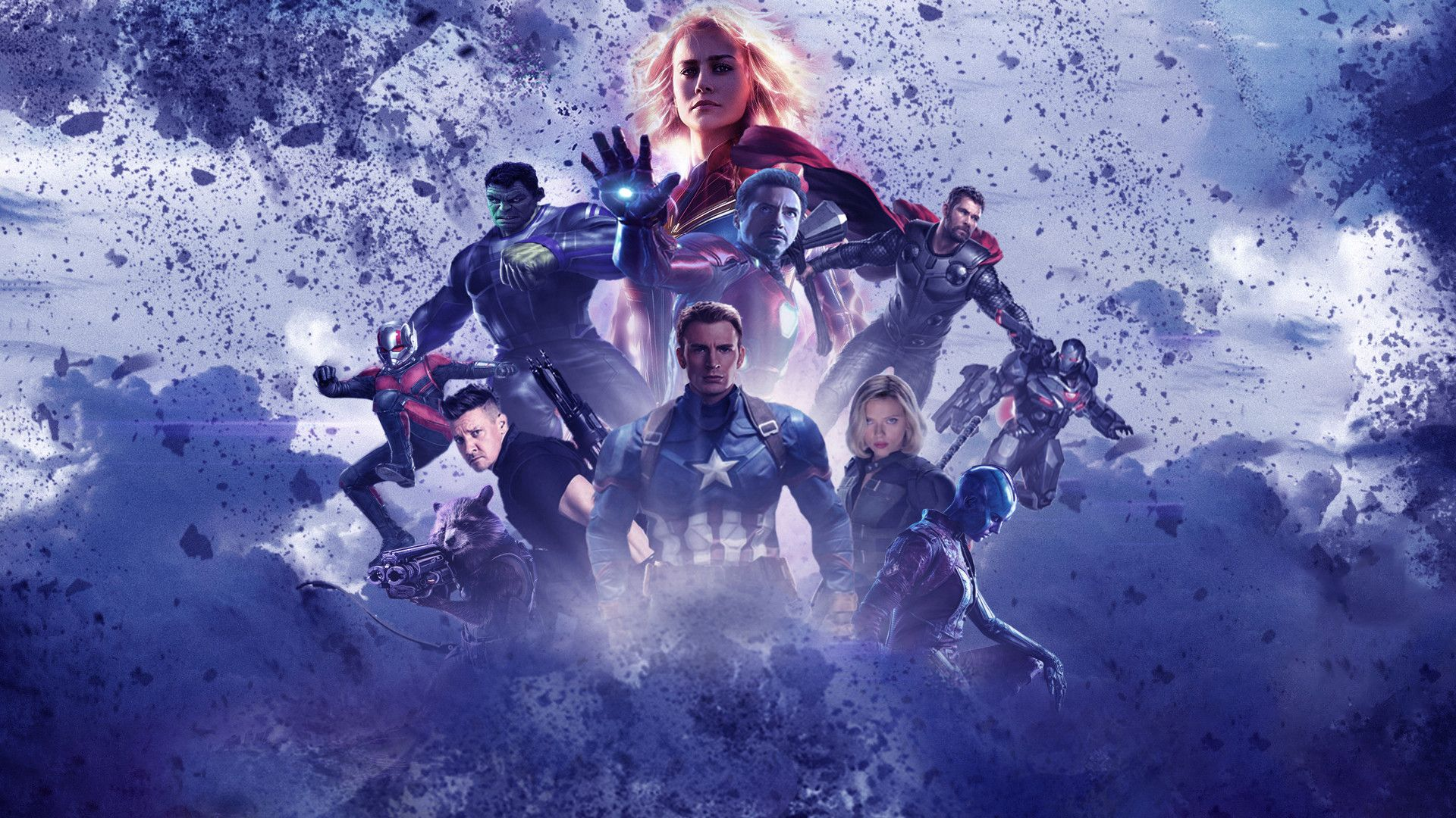 Avengers Endgame Hd Wallpaper Download