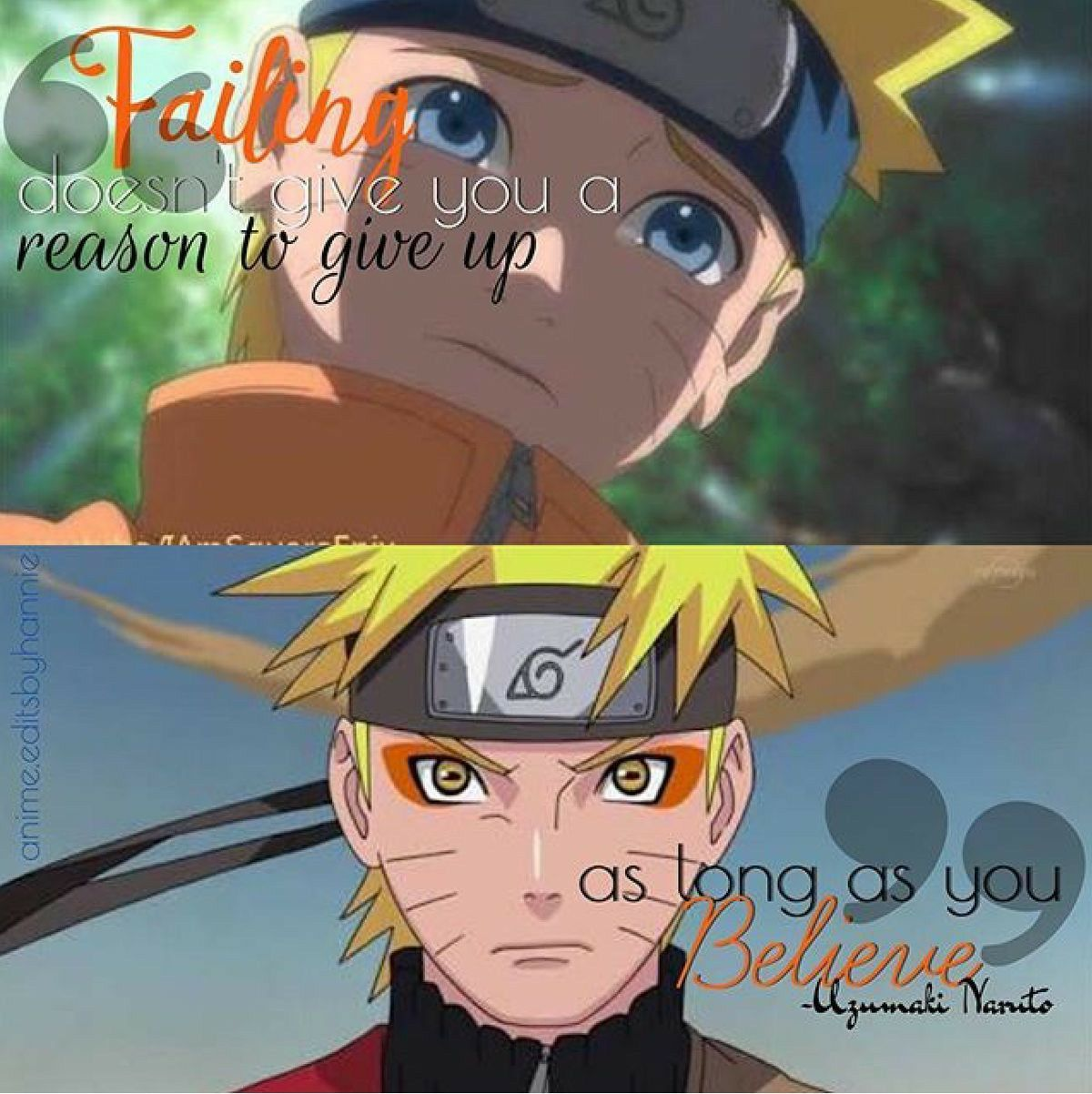 Best Anime Quotes Naruto