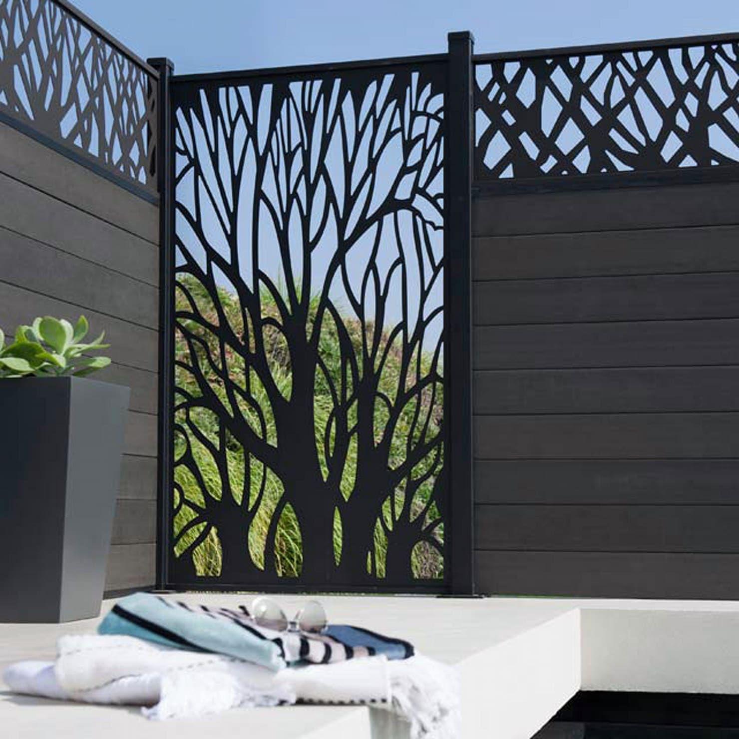 Pin By Lorna Macdougall On Garage Plans: 24 Rejas Y Láminas Perforadas Perfectas Para Casas