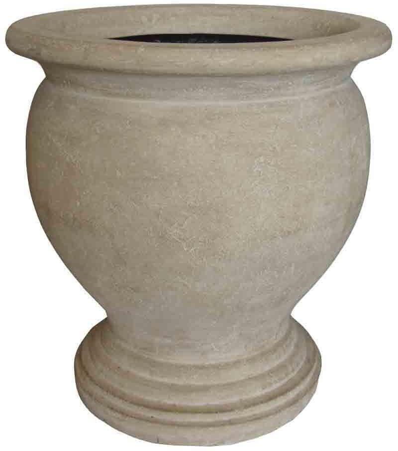 Limestone Greek Urn Cast Stone Indoor Outdoor Flower Planter Decorative Vase Mpg Cast Stone Urn Urn Planters