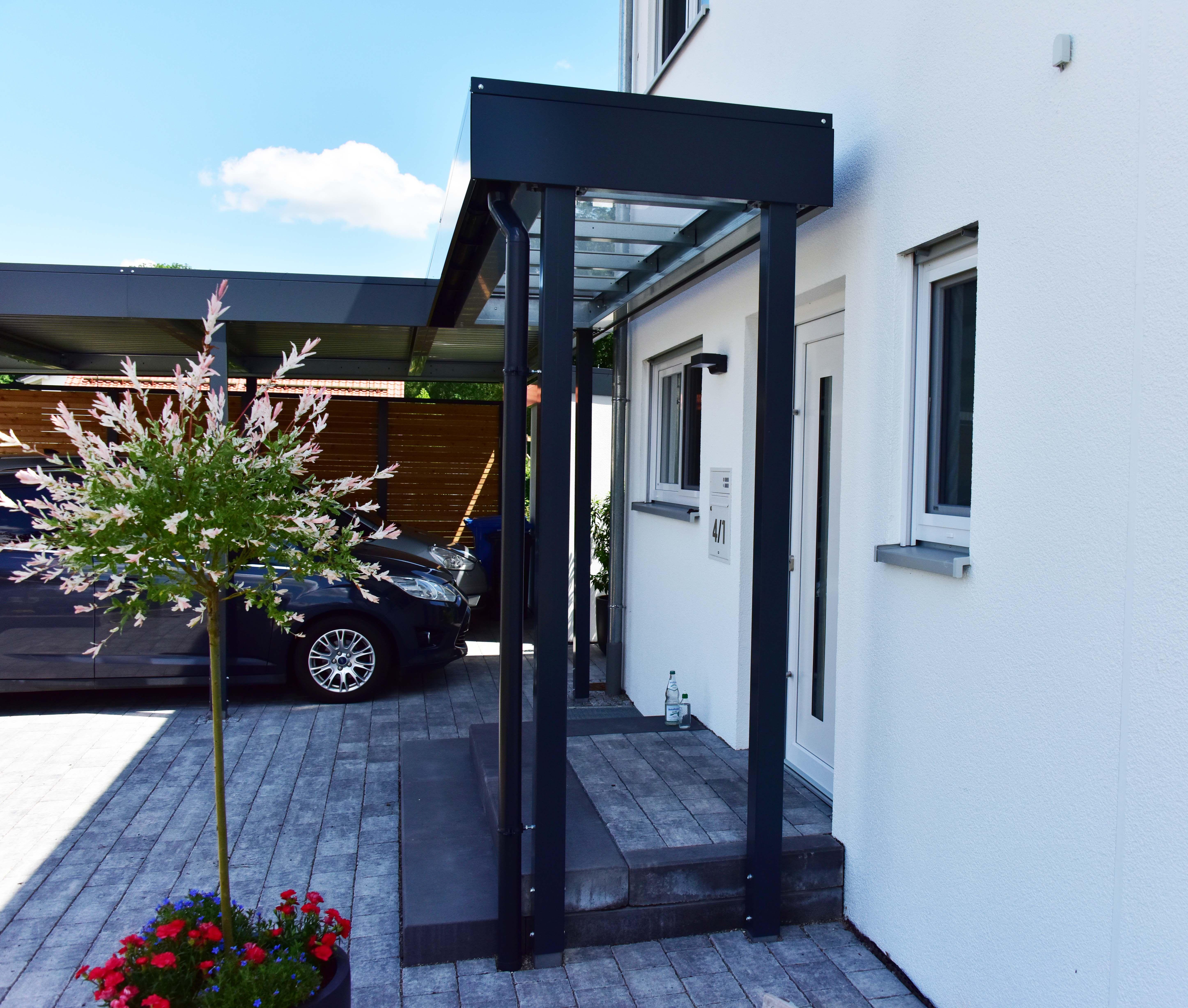 Vordächer Eingangsüberdachung, Eingang überdachung, Vordach