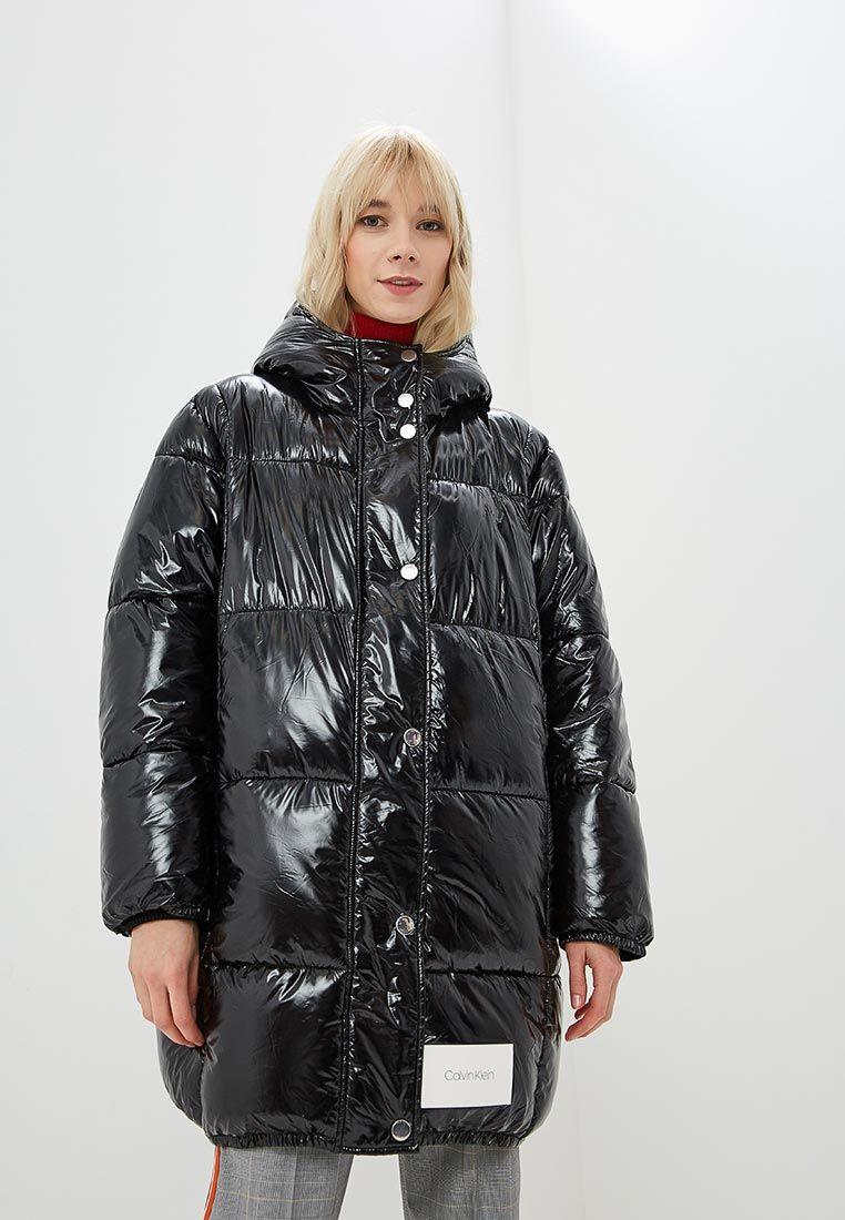 a470e7fc8d5 Куртка утепленная Calvin Klein купить за 32 800 руб CA105EWDOWG6 в интернет- магазине Lamoda.