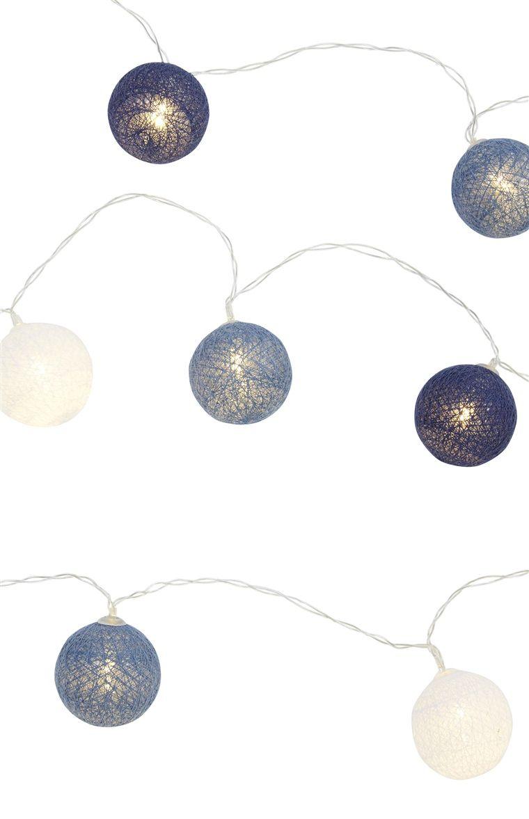 Primark   LED Lichterkette Mit 10 Lampions
