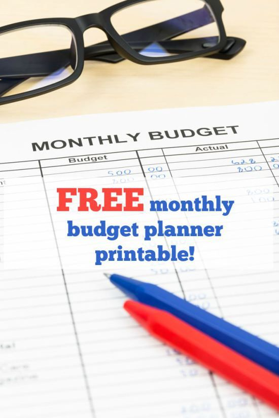 free downloadable monthly budget planner Monthly budget planner - monthly time sheet calculator