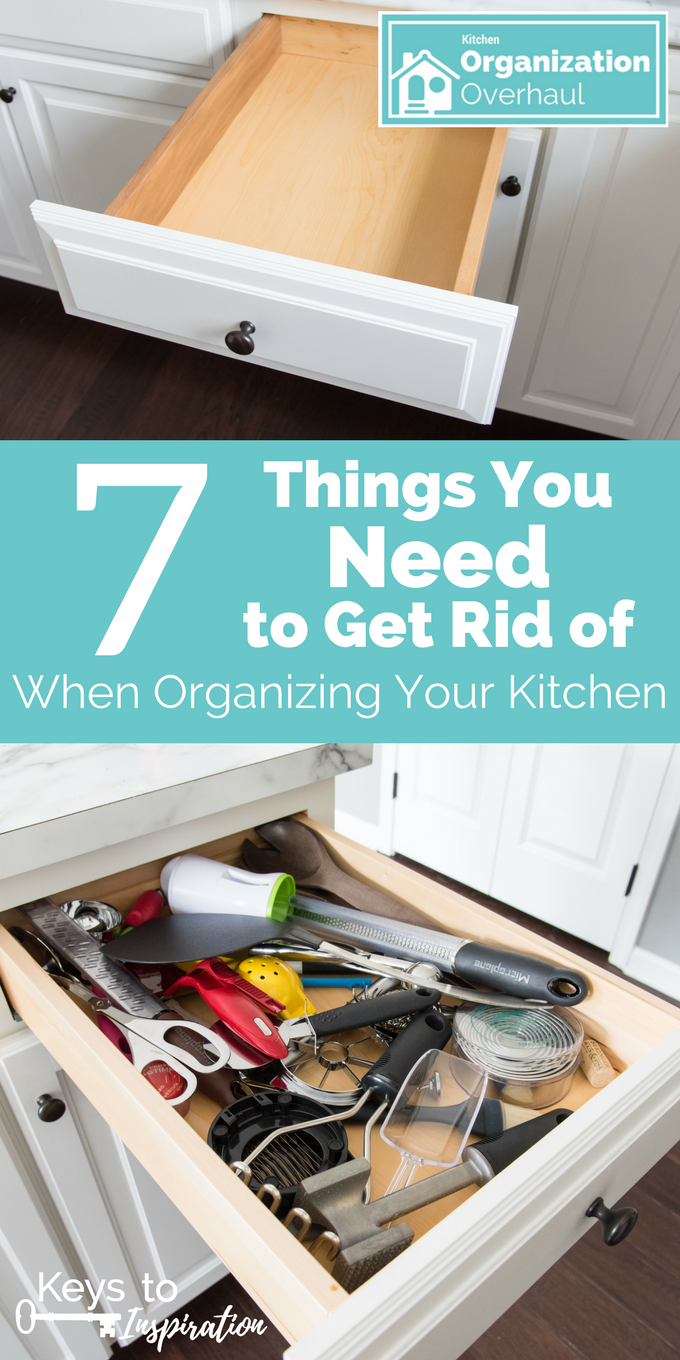 7 Things You Need to Get Rid of When Organizing Your Kitchen | Best ...