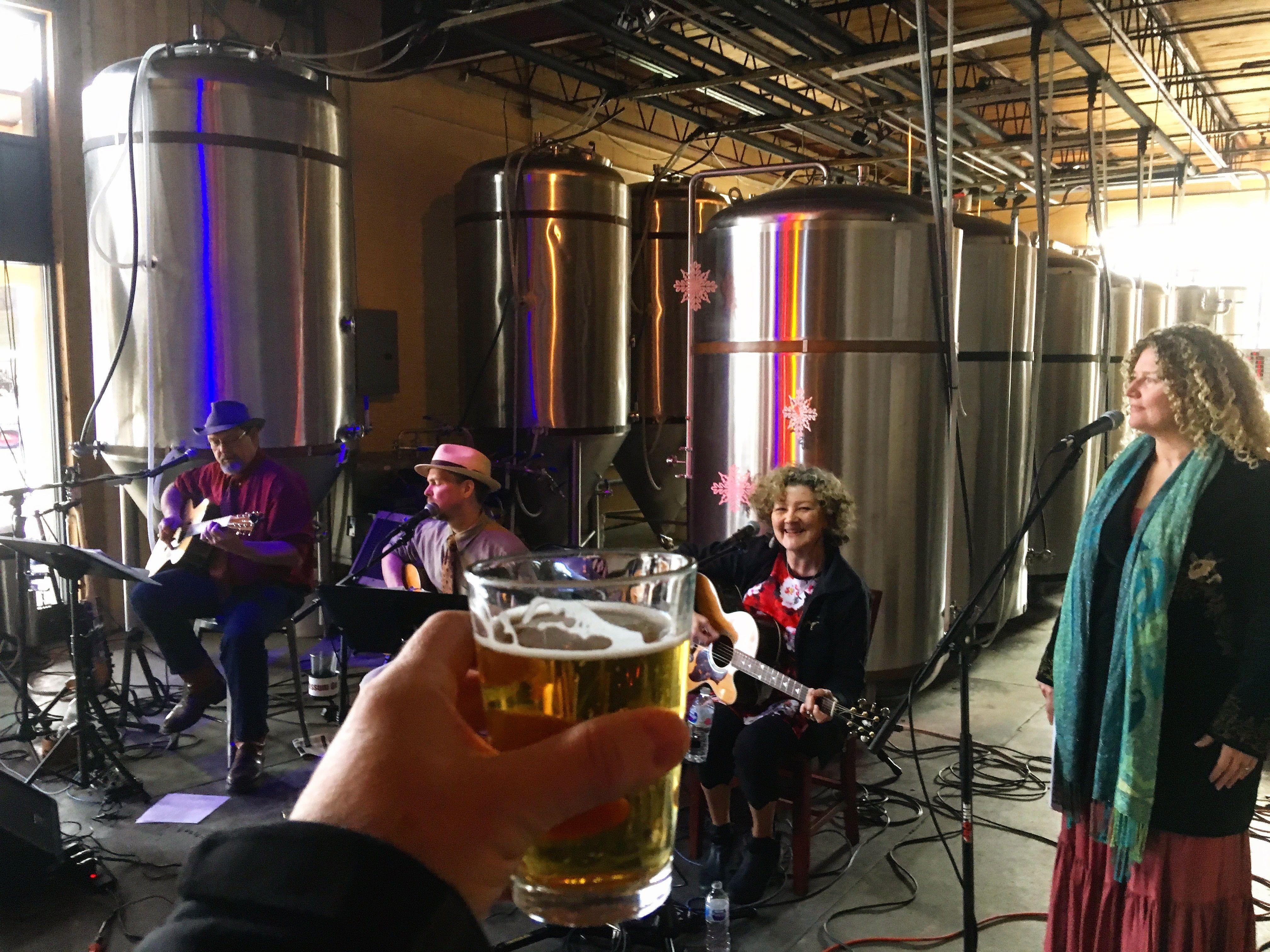 Southern Appalachian Brewery Serrano Pilsner Drinklocal