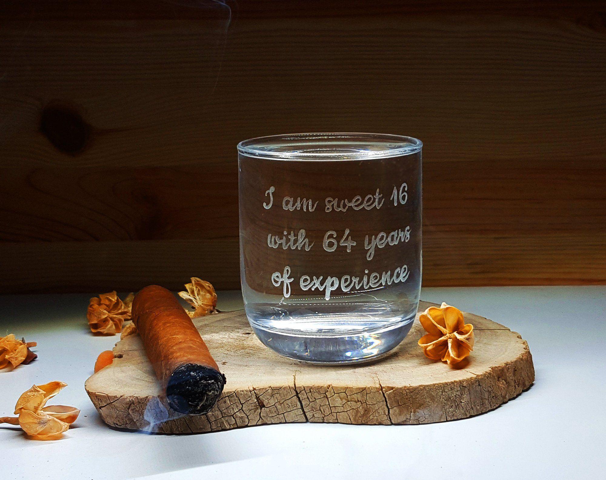 80th Birthday Gift, Gift for grandpa, Grandpa Gift, Grandpa Est. Whiskey Glass, Gift for Grandpa, grandfather gift Ideas, Gift for grandad #grandpagifts