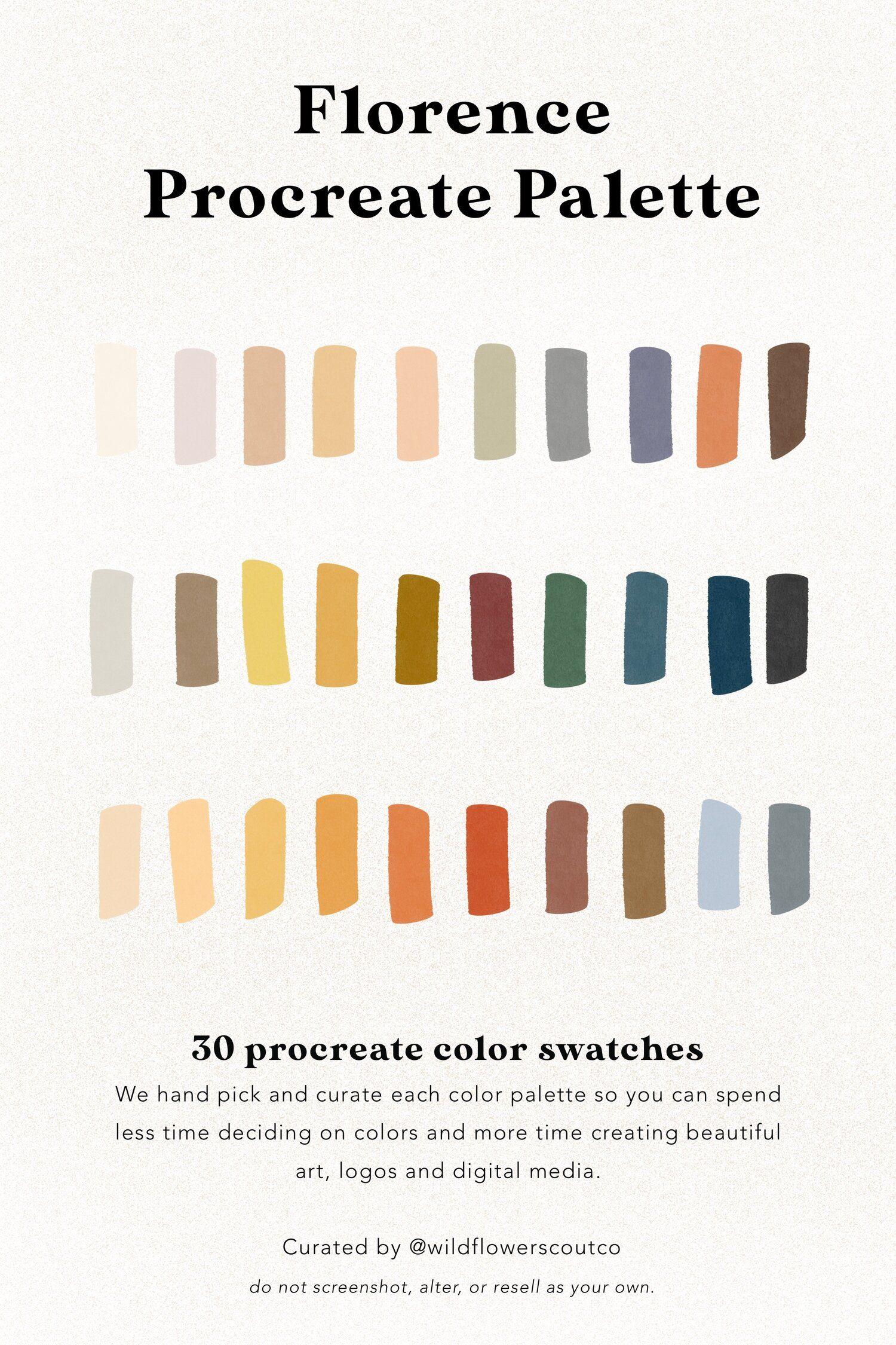 Pin On Vintage Color Palettes