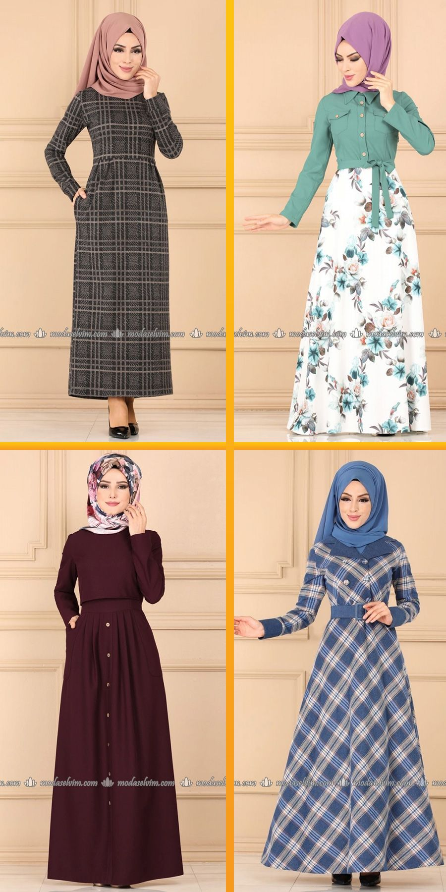 Tesettur Genc Kislik Elbise Modelleri Elbise Modelleri Elbise The Dress