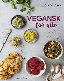 Bøger Vegansk for alle