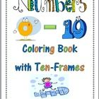 FREE ... This file contains the numbers 0-10 and a cover page.All the number pages are in black and white for easy photocopying.The cover page is includ...