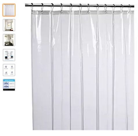 Devoted To Providing Consumer Opinions On Products Strongest Mildew Resistant Shower Curtain Liner