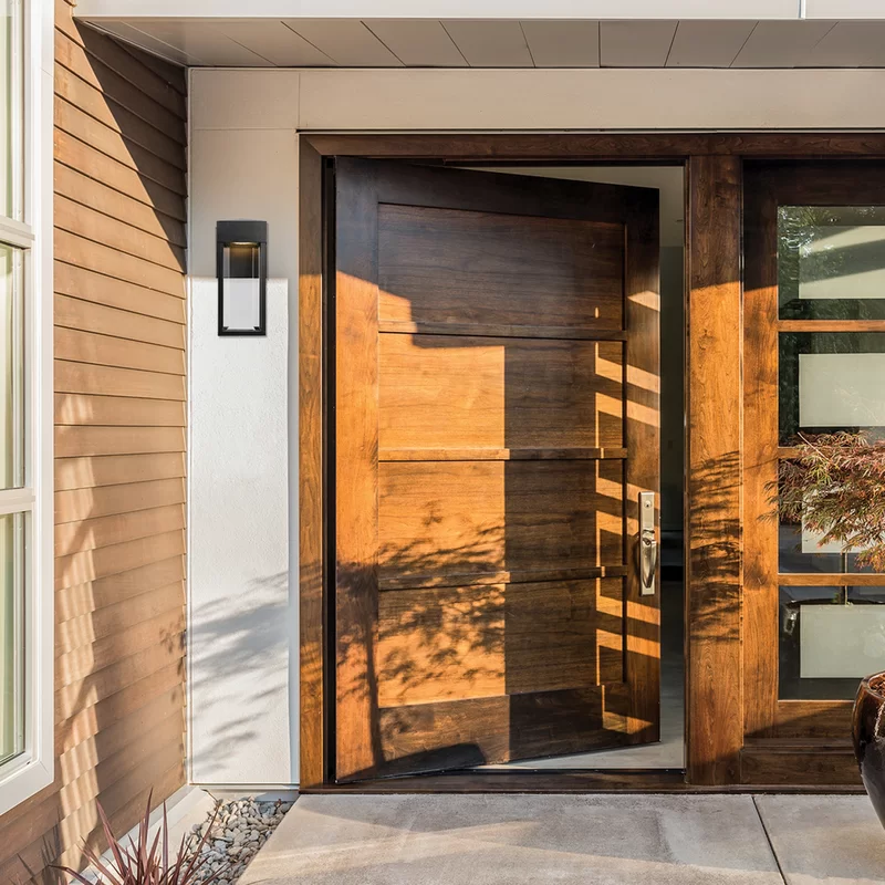 Mirando Led Outdoor Flush Mount In 2020 Outdoor Wall Lighting Outdoor Walls Outdoor Wall Sconce