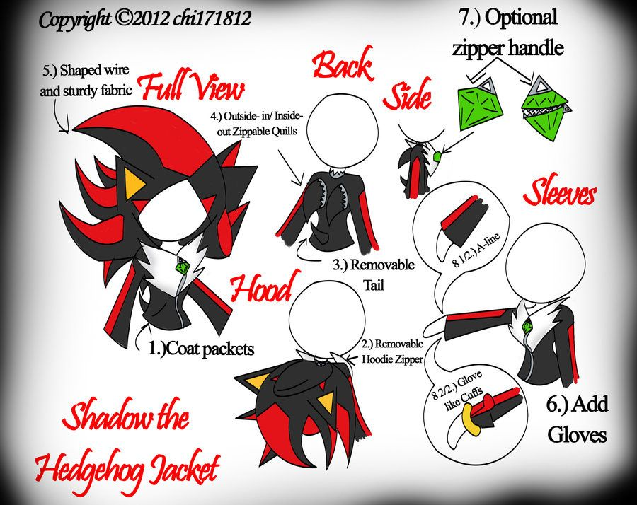 53717d0e99d Discover ideas about Shadow Costume