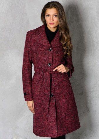 Пальто (472 фото): модные женские пальто 2017-2018 ...