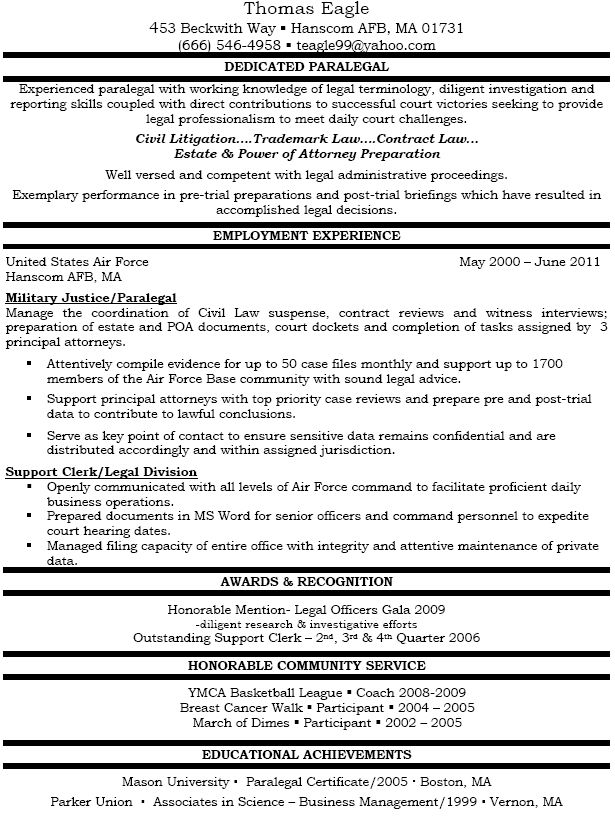 litigation paralegal resume language httpwwwresumecareer paralegal nurse sample resume - Example Of Paralegal Resume