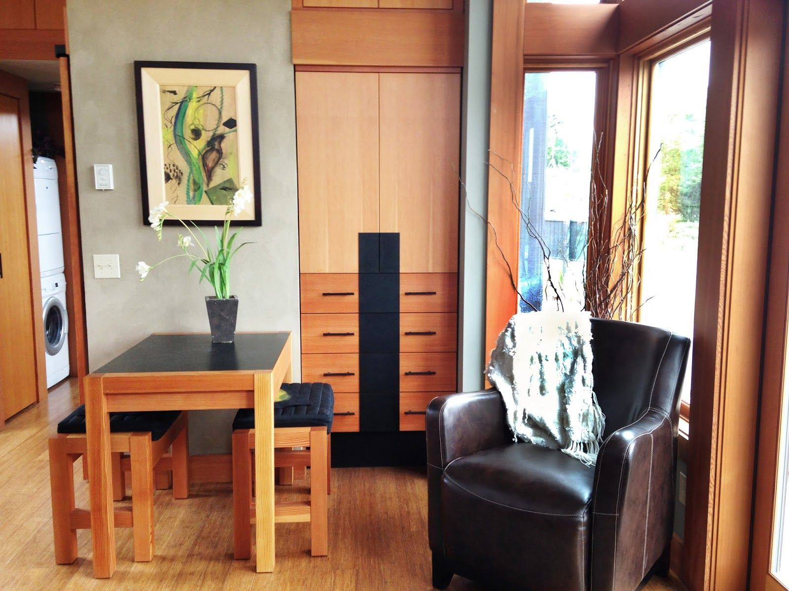 A 450 square feet pre fab home from Green Pod