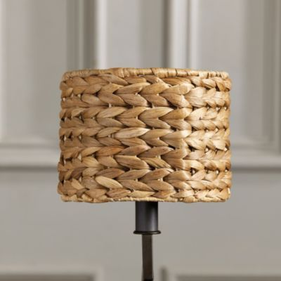 Woven seagrass chandelier shade chandelier lamp shades drum seagrass chandelier shade change the mood of the room with the change of your chandelier mozeypictures Choice Image