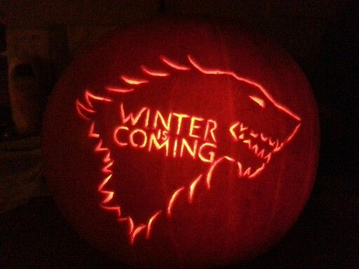 24+ Game Of Thrones Pumpkin Carving Stencils Pics