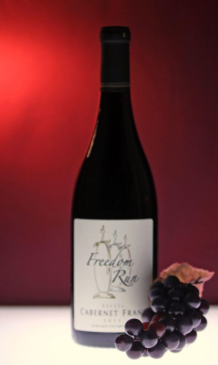 Freedom Run Winery Cabernet Franc Niagara Escarpment Wines Cabernet Franc Wine