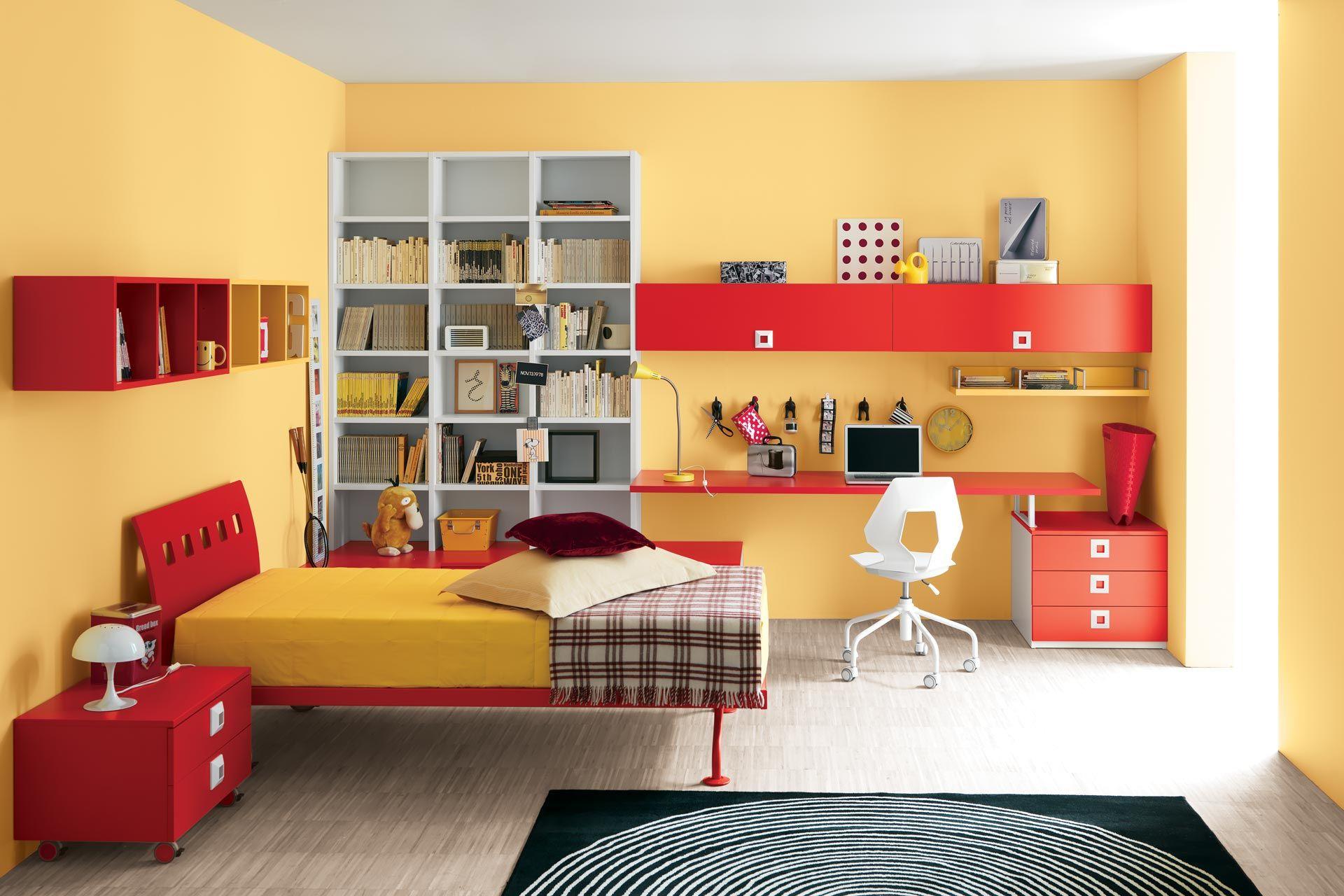 Pareti per camerette pareti camerette bambini colori - Decorazione parete cameretta ...