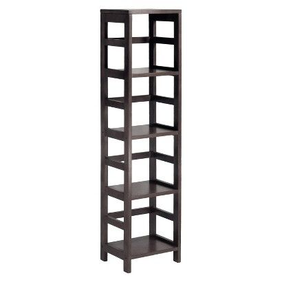 bookshelf skinny narrow bookshelves wood solid two bookcase pretty of with size full and for black tall furniture fascinating doors