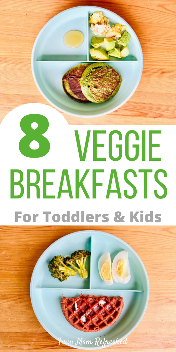 Healthy Breakfast Ideas For Kids And Toddlers With Vegetables Healthy Toddler Breakfast Breakfast For Kids Easy Toddler Meals