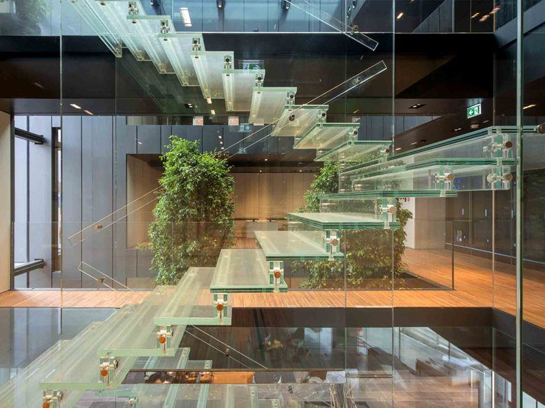 Agb Asset Bank Headquarter Archinow Picture Gallery Architecture Pictures