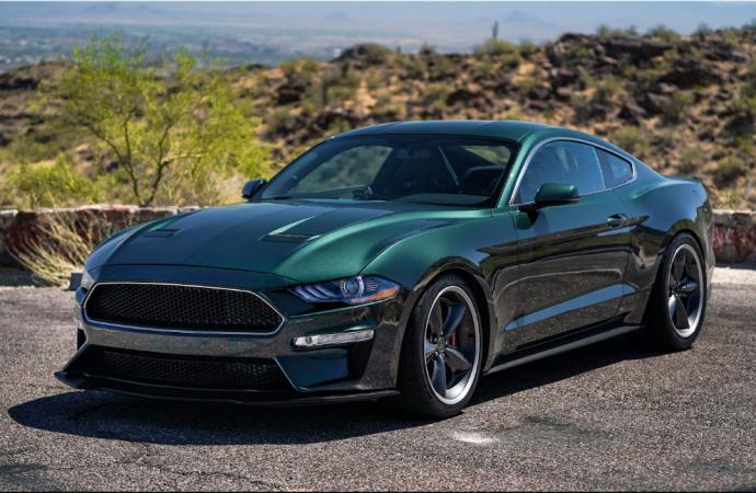 It's the modern Bullitt Mustang Steve McQueen would have wanted | ClassicCars.com Journal
