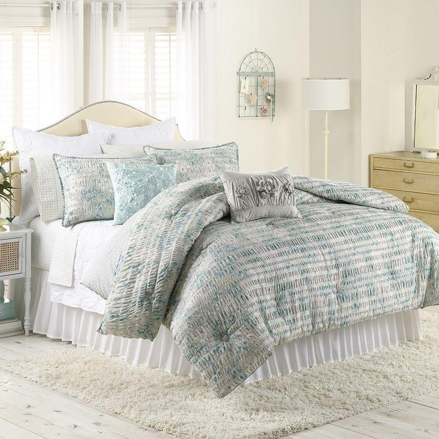 Bedroom Decor Kohl S lc lauren conrad for kohl's meadow bedding set | home decor