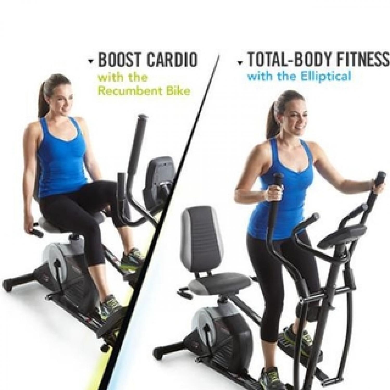 Meredith Total Body Workout Biking Workout Recumbent Bike Workout