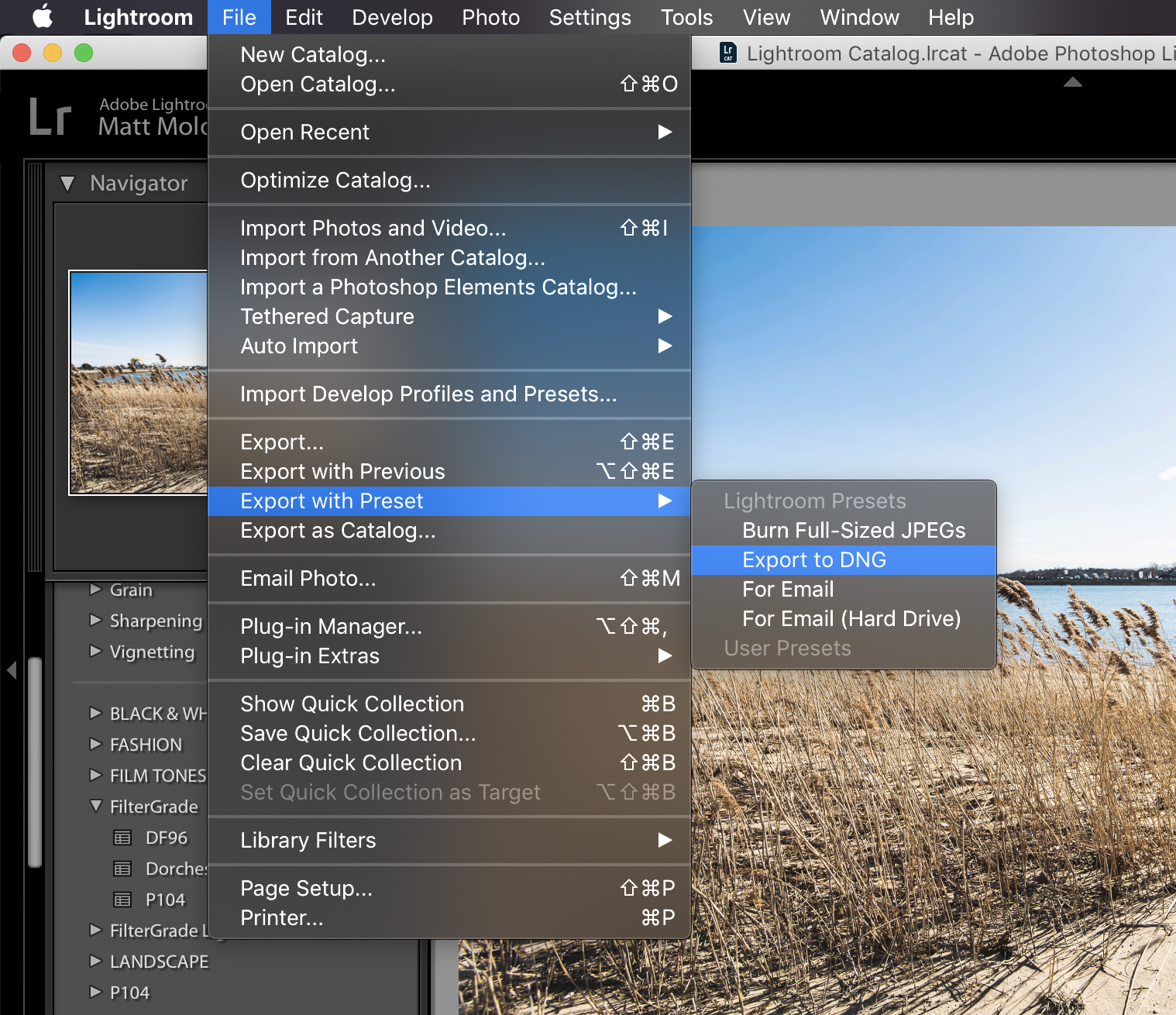 How to Create Mobile Presets (DNG Files) | Lightroom ...