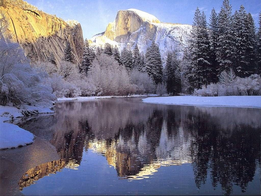 Winter Nature Wallpapers Widescreen High Resolution P Desktop