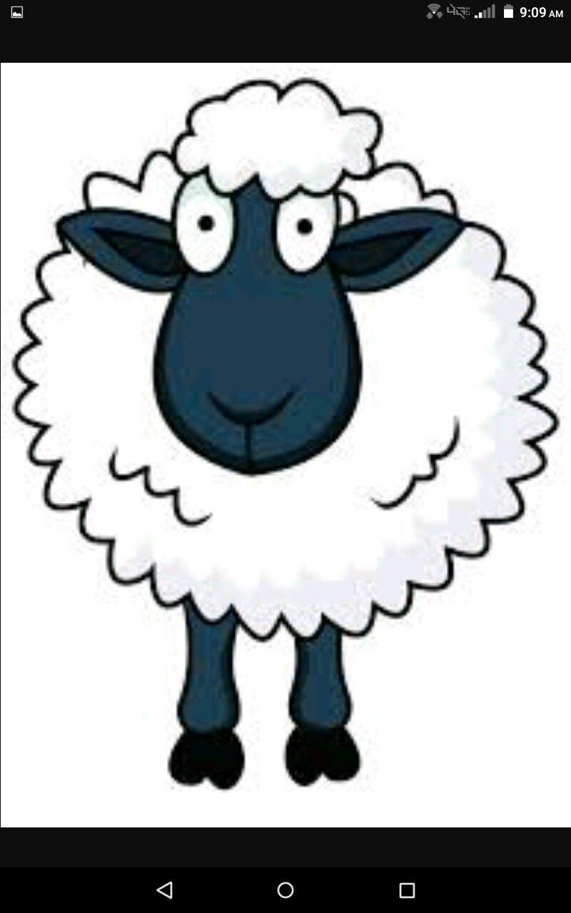 Pin by on pinterest mouton dessin and dessin enfant - Dessin mouton ...