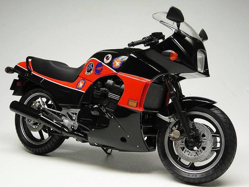 Top Gun Motorrad