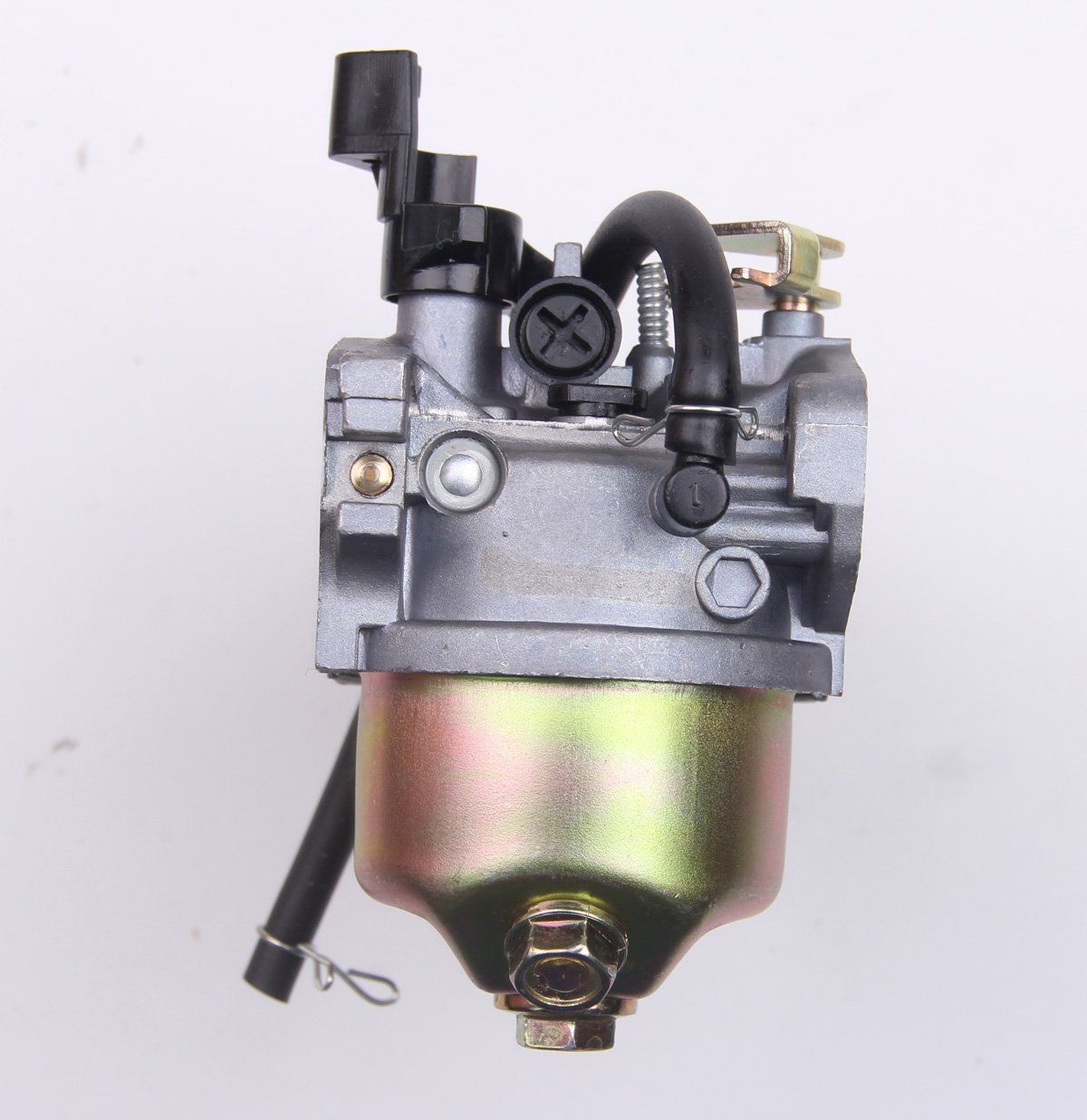 hight resolution of new carburetor with gaskets primer and fuel filter for troy bilt mtd cub cadet snow blower