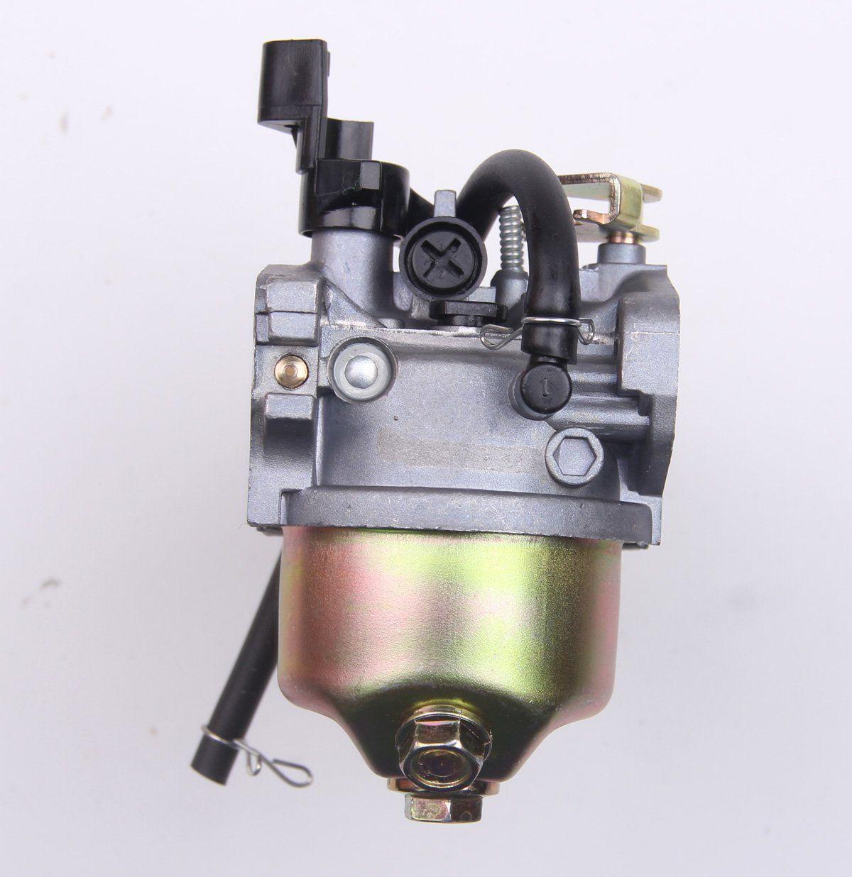 medium resolution of new carburetor with gaskets primer and fuel filter for troy bilt mtd cub cadet snow blower