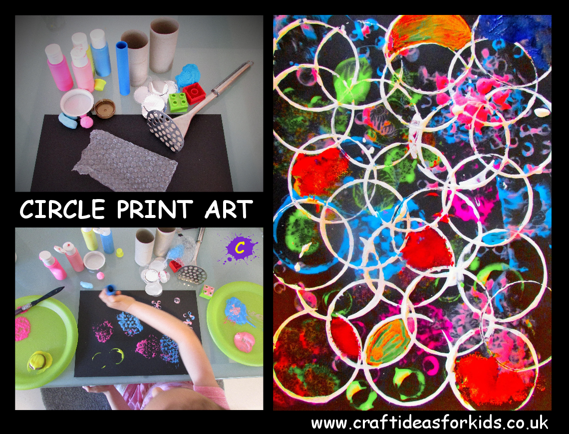 Craft Ideas For Kids