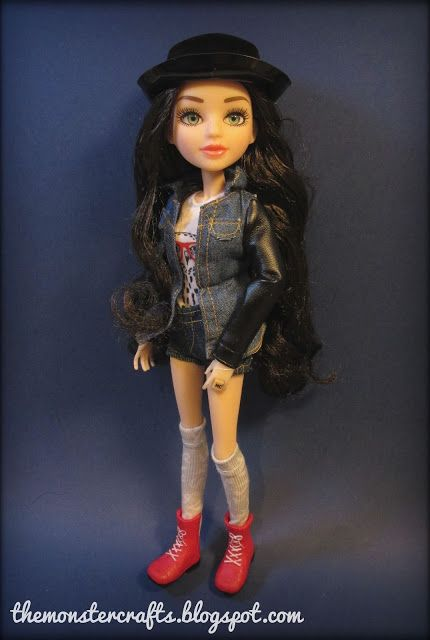 Monster Crafts Doll Review Mckeyla Mcalister With Lava