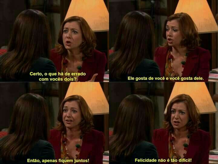 How I Met Your Mother Frases De Filmes Series E Filmes Como Eu