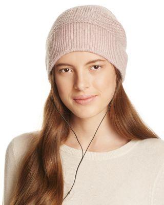 5a9b9016a45f0 REBECCA MINKOFF Beanie with Wired Headphones.  rebeccaminkoff  headphones