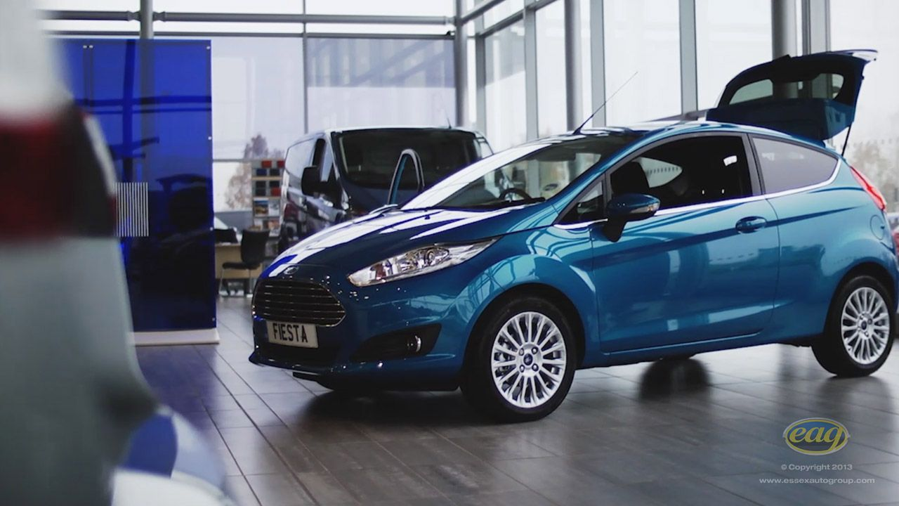 Sleek Lines And Beautiful Colours The All New Ford Fiesta Offers Style And Efficiency Dream Cars Ford Vehicles