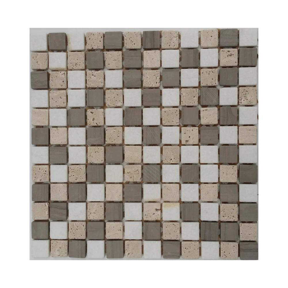 Mosaikfliese Athens Blend 30x30cm ǀ Toom Baumarkt In 2020 Mosaikfliesen Mosaik Toom Baumarkt