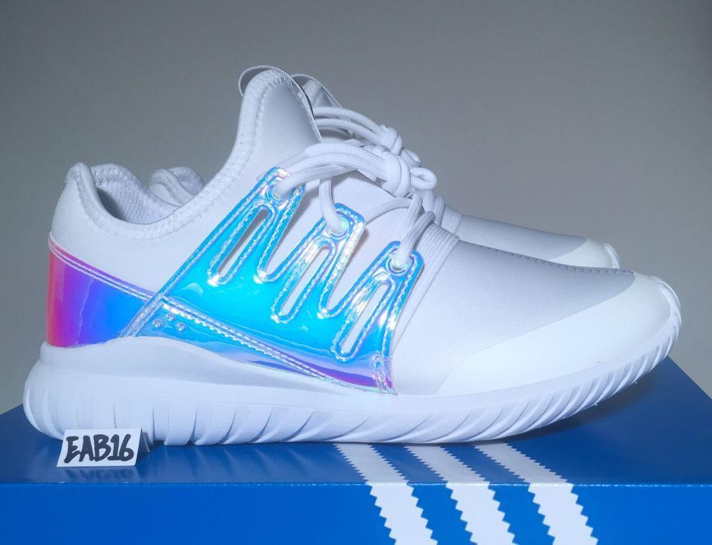 Adidas Tubular Radial K Iridescent