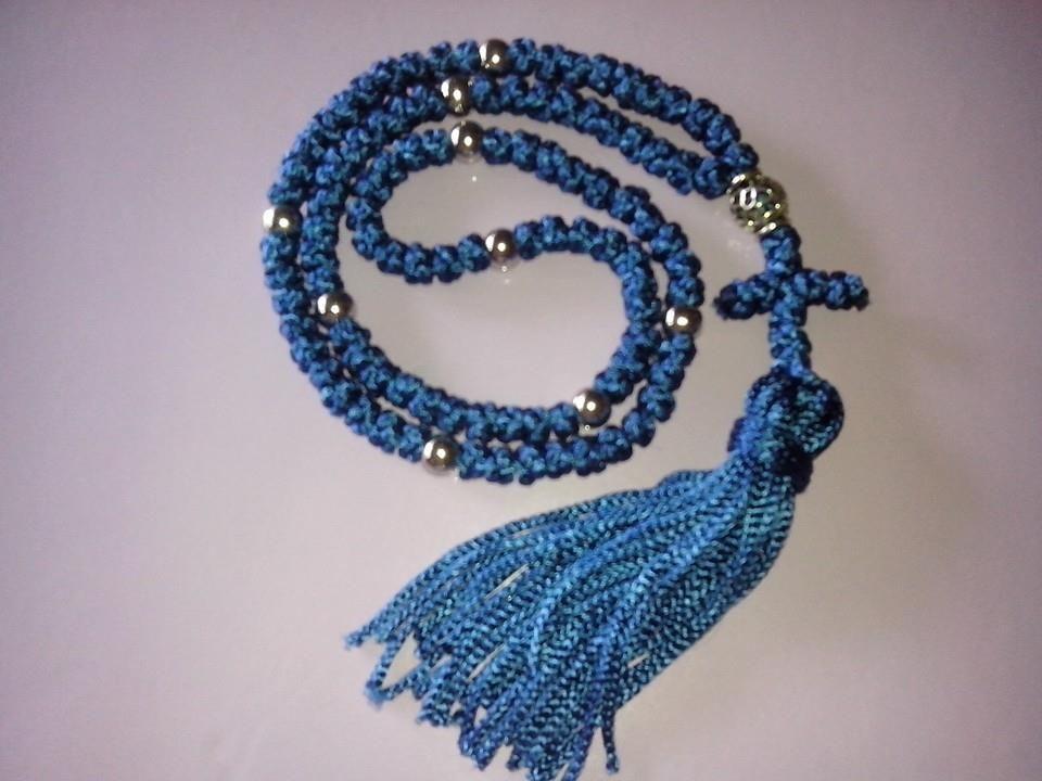 praying rope (κομποσκοινι) 100αρι