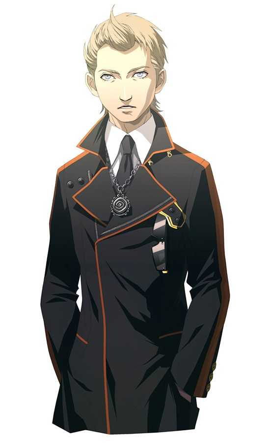 Trauma Room Design: Game Character Design, Anime Military, Art