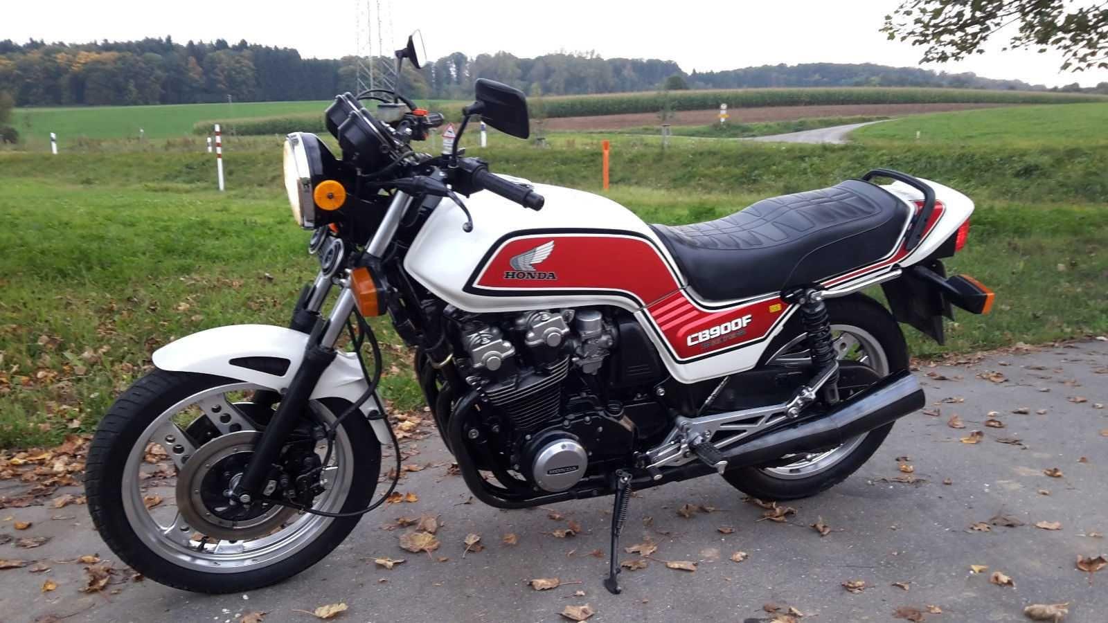 eBay.de - Mobiles günstiger - Oldtimer-Motorrad Honda CB 900 F Bol d ...