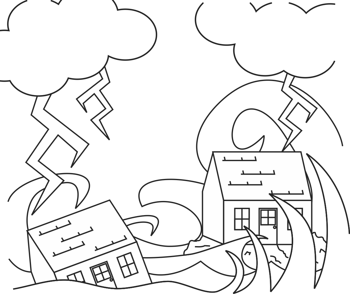 My Children\'s Curriculum: house foundations coloring page | Our ...